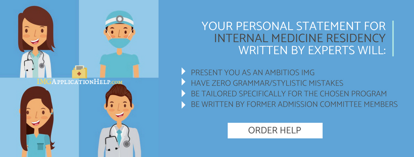 help to write a personal statement residency internal medicine img